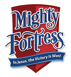 A Mighty Fortress - In Jesus, The Victory is Won!